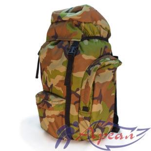 Рюкзак Лобач с боковыми карманами камуфлированной расцветки