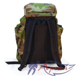Укрепленная ппэ спинка рюкзака Лобач-К