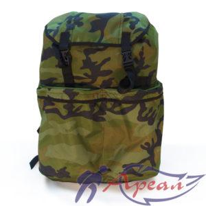 Лесной рюкзак с внешними карманами