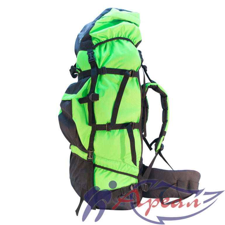 120-литровый рюкзак с разделенным основным отделением