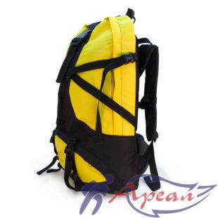 """Сорокалитровый рюкзак """"Круиз"""" с двумя отделениями, подвижными лясками, фиксаторами из стропы и переносной ручкой от компании Ареал Плюс"""