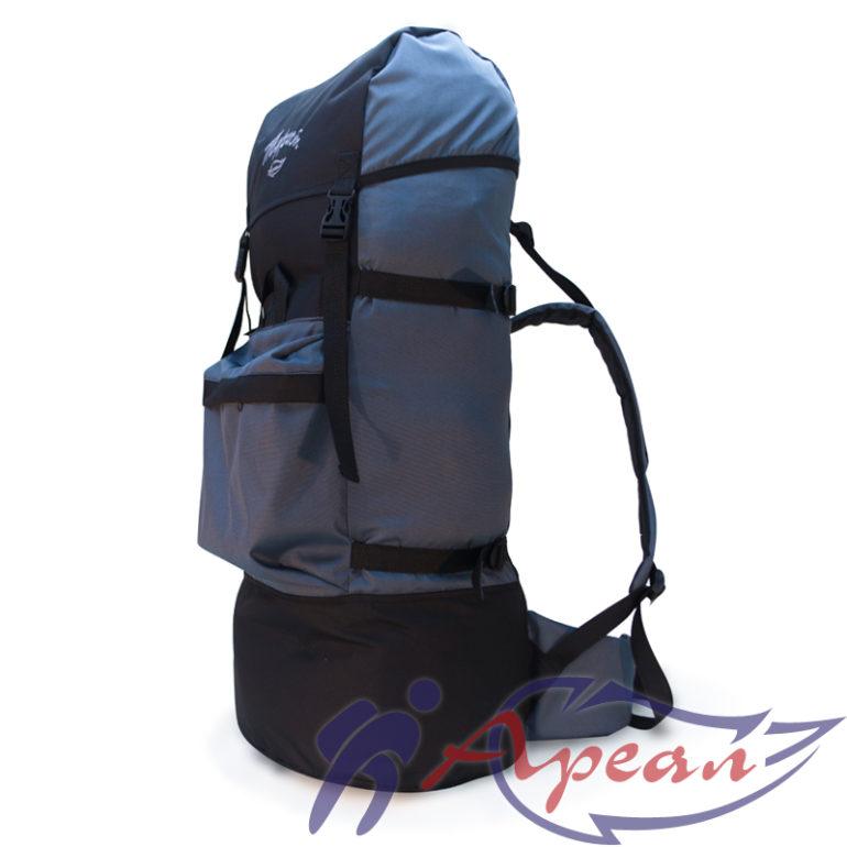 Восьмидесятилитровый туристический рюкзак от компании Ареал плюс