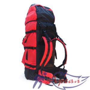 Туристический рюкзак с широким поясом