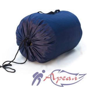 Спальный мешок с подголовником от компании Ареал плюс
