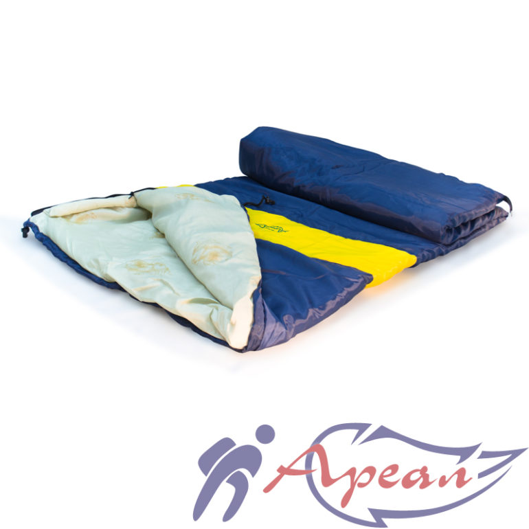 Заказать и купить спальный мешок - одеяло на молнии