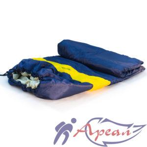 Спальный мешок СО-2 с разъемной молнией от кампании Ареал плюс