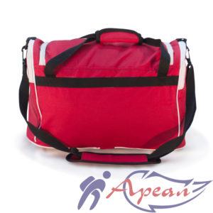 Спортивная сумка укрепленная стропой по периметру от компании Ареал плюс