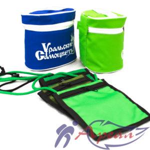 Заказать текстильные кошельки, контейнеры, сумки, чехлы