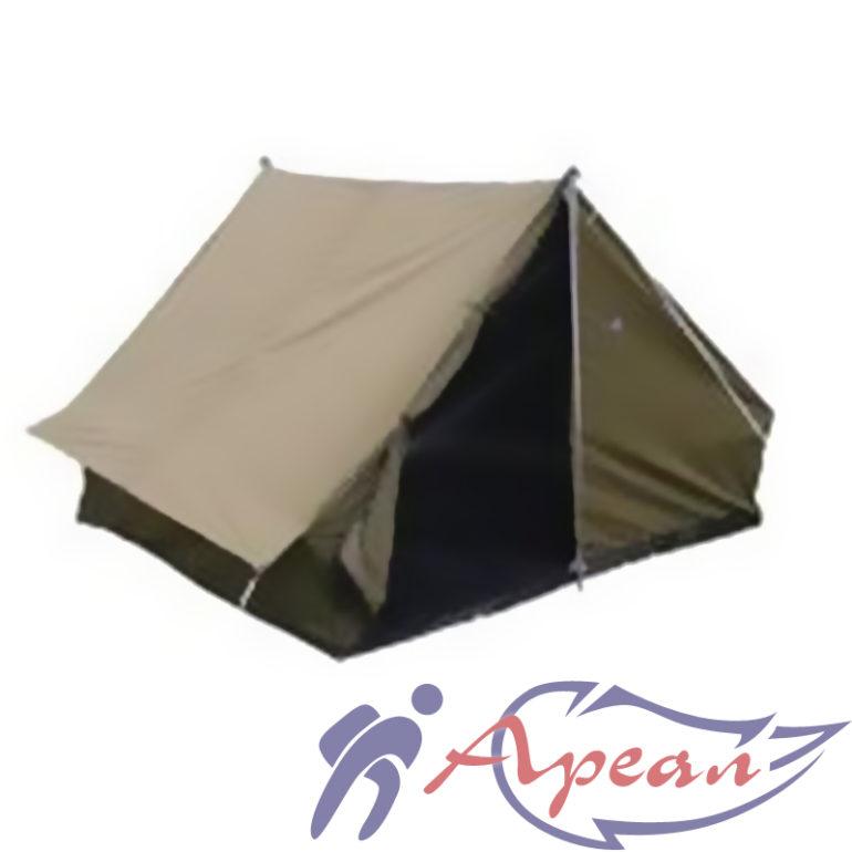 Двухскатная туристическая палатка от компании Ареал Плюс